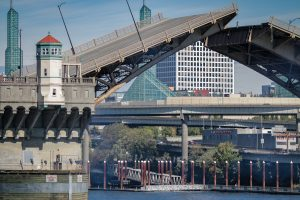 bridge raise portland, oregon