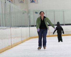 amity ice skating